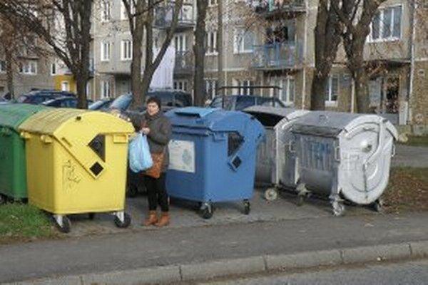 Po Novom roku žilinská firma T+T vymení v Prievidzi súčasné kontajnery za nové.