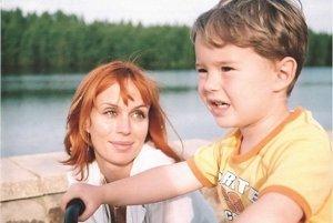 Synček Adam a ja.