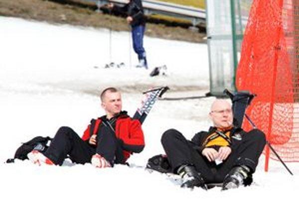 Jarná lyžovačka je vo Vysokých Tatrách už len na Štrbskom Plese.
