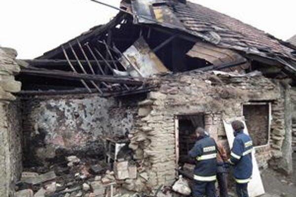 Tragédia. Približne mesiac po tragédii v Lomničke pribudla šiesta obeť.