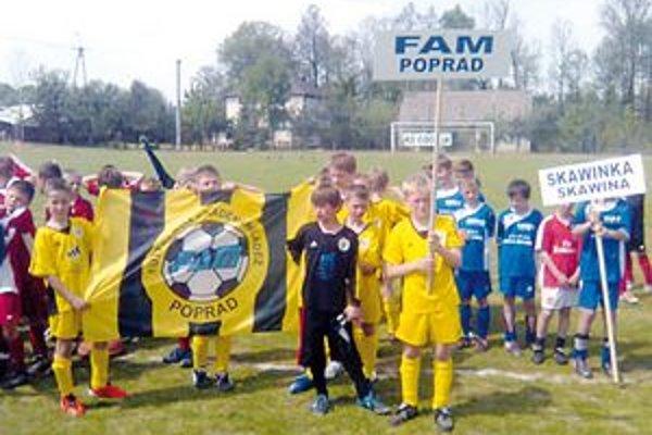 FAM Poprad v Poľsku skončil piaty.
