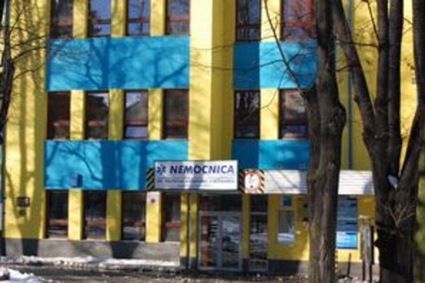 Nemocnica Dr. V. Alexandra Kežmarok.
