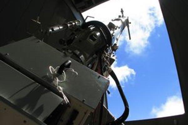 Nový koronálny multikanálový polarimeter v Observatóriu na Lomnickom štíte.