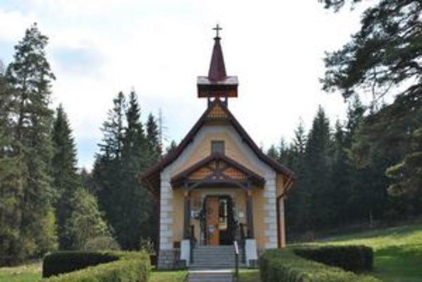 Kostol v Kvetnici.