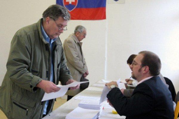 Krajské voľby budú 9. novembra.