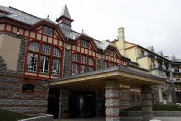 Noc za 5 000 eur. Najdrahší apartmán stojí 5000 eur.