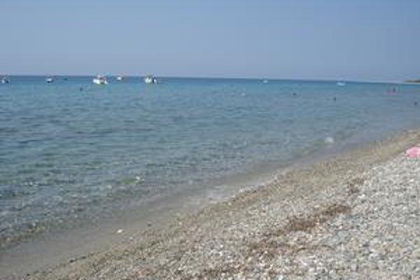 V Grécku víta turistov okrem čistého mora i stabilné počasie a mena euro.