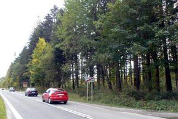 Tatranská Kotlina. S parkoviskom sa počíta v týchto miestach.
