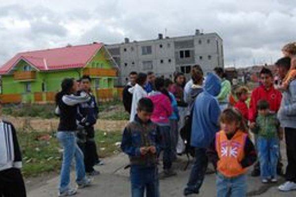 Osada. V tejto osade za obcou Veľká Lomnica sa už žltačkou nakazilo osem detí.