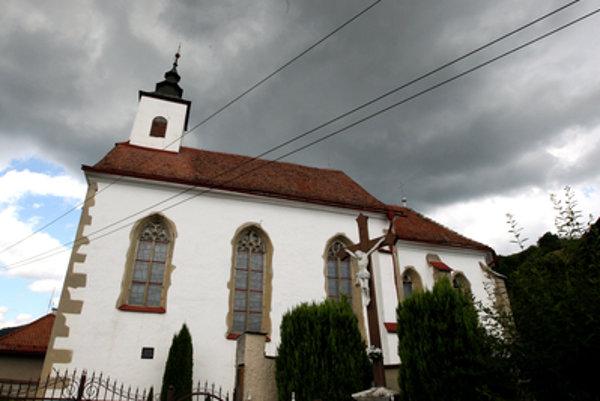 Čakajú nás aj Svätojakubské hody - Banskobystrická Compostela.Vzácny kostolík v Jakube slávi.