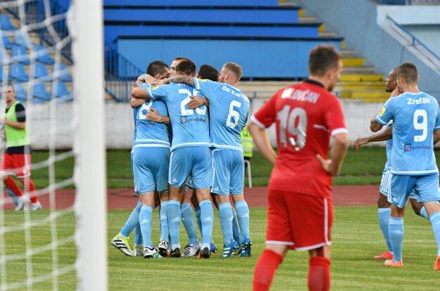 Slovan si napravil chuť po hanebnej prehre proti Jelgave.