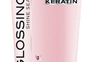 Kúra Glossing Shine Seal posilní štruktúru vlasu, vyhladí a zacelí jeho povrch, Syoss, 4,59 €