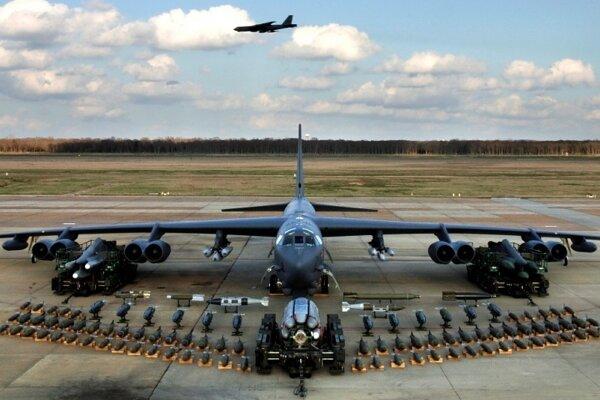 Bombardér má byť jedným z lákadiel leteckých dní.