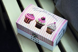 Škatuľka na cukor