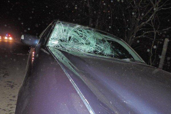 Ťažkým zraneniam žena na mieste nehody podľahla.