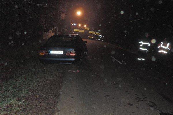 Jedna z ostatných tragických nehôd sa stala za zníženej viditeľnosti v Rybníku.