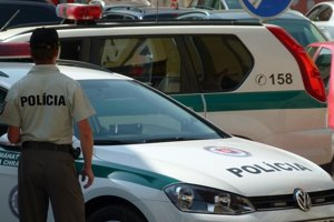 Polícia už zadržala obidvoch mužov.