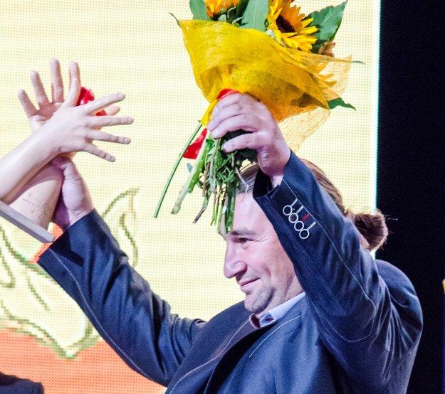 Štefan Kemplár - ocenený v kategórii Čin roka.