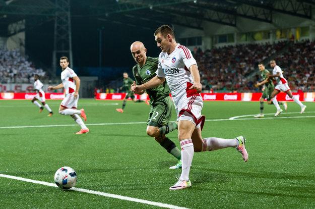 Pre Matúša Bera môže byť zápas vo Varšave posledným v drese AS. Ak jeho tím vypadne, presunie sa do Trabzonsporu.