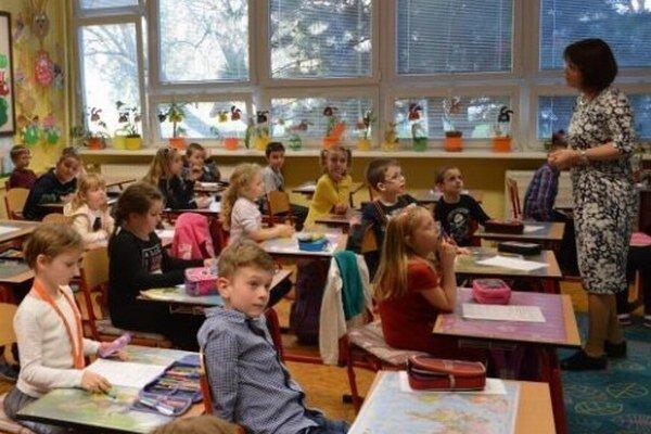 Budúci prváčikovia zažili atmosféru vyučovania