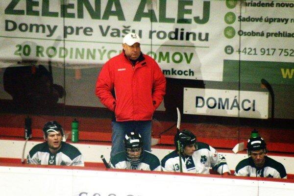 Od budúcej sezóny bude stáť tréner Chudý už na extraligovej lavičke Novozámčanov.