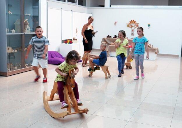 Výstava v galérii Regionart potrvá do 6. septembra.