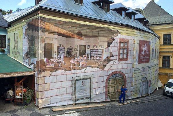 Marínin dom v Banskej Štiavnici sprístupnia verejnosti v roku 2020. Dovtedy odhalia izbu Maríny.