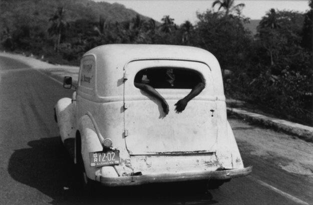 Mexiko, zo série Sprostredkované krajinky, 1966