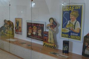 V Tekovskom múzeu je otvorená nová výstava.