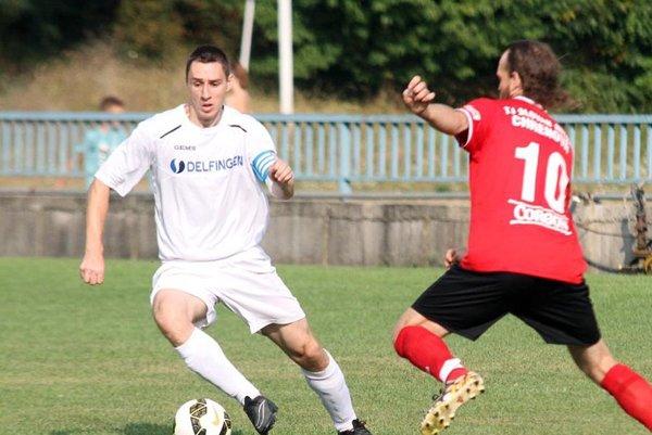 Daniel Drienovský zo Žitavian bol už tretíkrát najlepším strelcom šiestej ligy ObFZ Nitra.