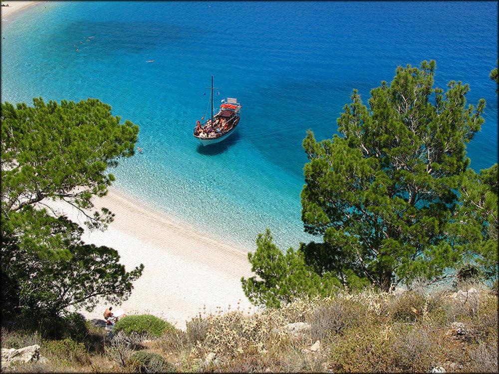 Pláž Apella, Karpathos.