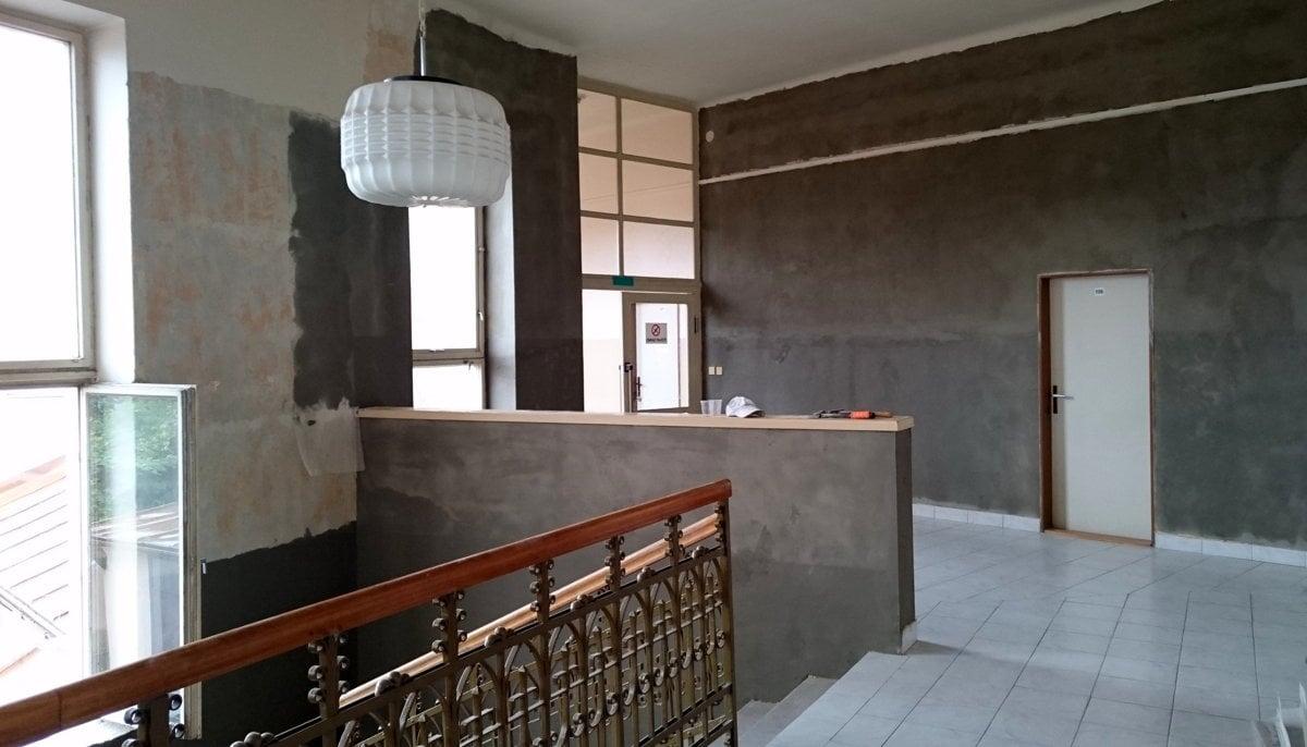 0164653d0 Mesto Fiľakovo pokračuje v obnove budovy mestského úradu - SME   MY ...