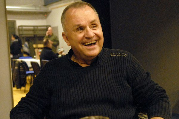Jožo Ráž je stále vo forme. V čase koncertu bude mať 62 rokov, kapela 48.