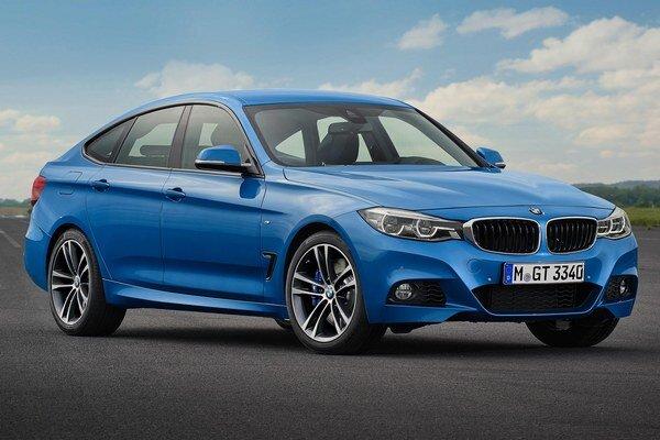 BMW 3 Gran Turismo M Sport. Nové Gran Turismo radu 3 sa vyznačuje drobnými dizajnérskymi úpravami a trojicou nových benzínových motorov so spotrebou nižšou až o 14 %.