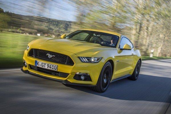 Ford priniesol Mustang do Európy po 50-tich rokoch.