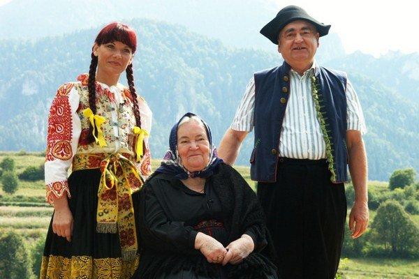 Medzi radošincami kvitla. So Stanom Štepkom a Maruškou Nedomovou si zahrala v nejednej hre.