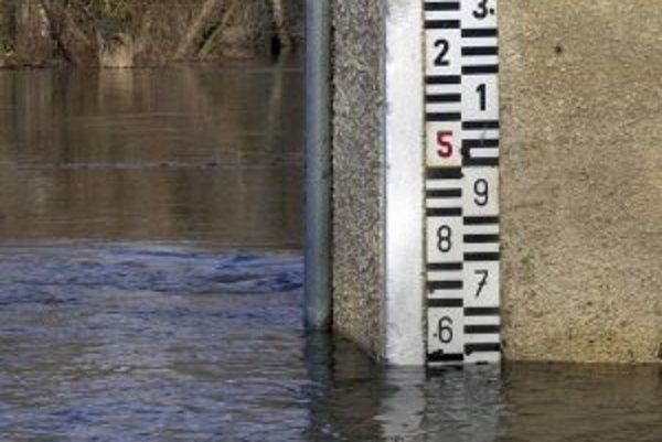 V Prievidzskom okrese je hladina vody meraná na desiatich miestach.