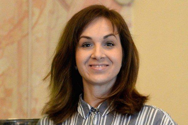 Košičanka z Oravy. Táňa Poláková bude v piatok premiérovo Rimankou.