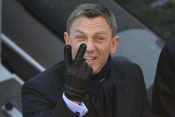 Daniel Craig. Bonda si zahral 4–krát.