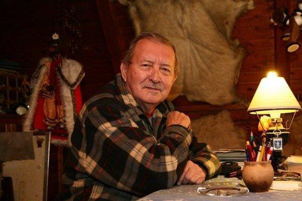 Ivan Krivosudský. Život ho v perinke nechoval.
