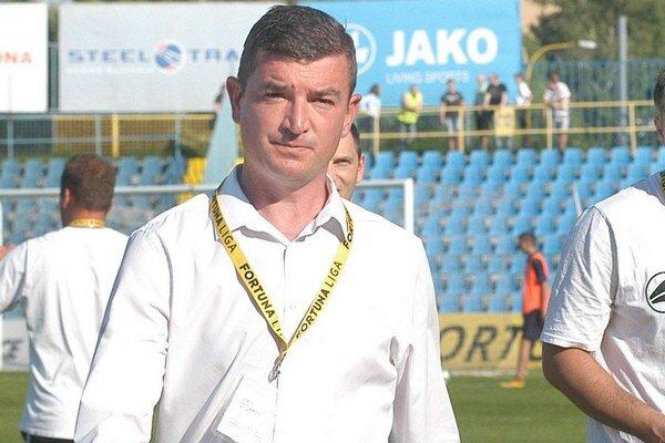 Marek Fabuľa sa stal novým trénerom FC Košice.