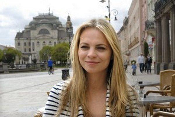 Milena Minichová (33).