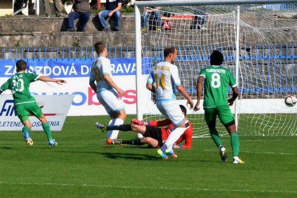 V prvom polčase Prešovčania na Spiši poľahky strelili tri góly.