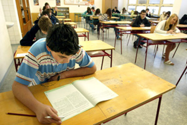 Deviataci boli v rámci Testovania 9 slabší v matematike.
