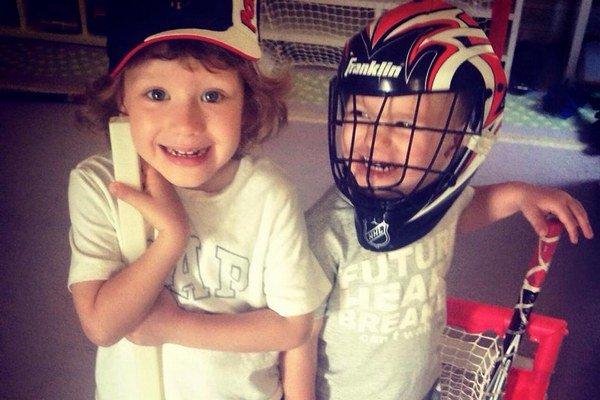 Budú z chlapcov športovci alebo umelci? Hlavne nech sú slušní ľudia.