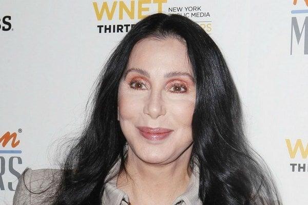 Cher budúci rok oslávi sedemdesiatku.