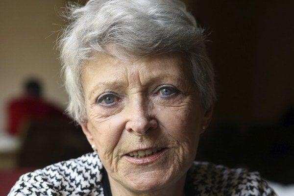 Jana Štěpánková. Naozaj zamilovaná bola iba raz.