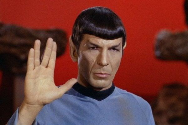 Hviezda Star Trek. Preslávil sa po celom svete ako Pán Spock.