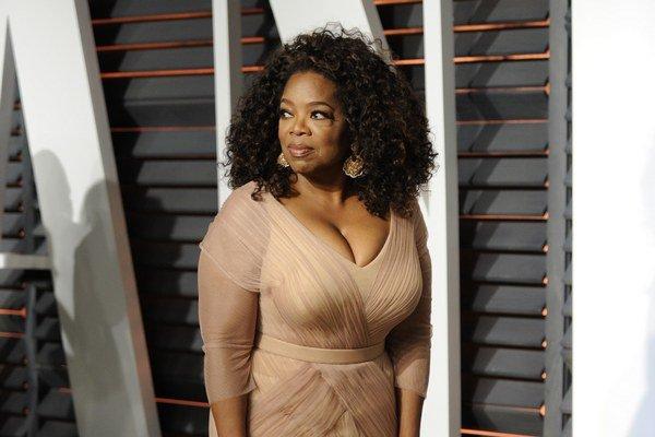 Miliardárka. Oprah je jednou z najbohatších televíznych hviezd sveta.