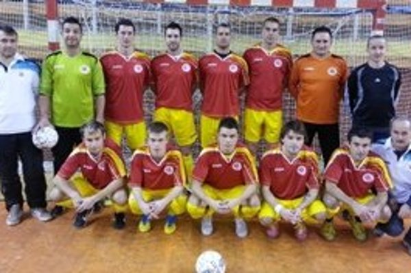 Futsalisti FSC Prievidza.
